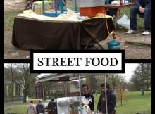 street food i wata cukrowa